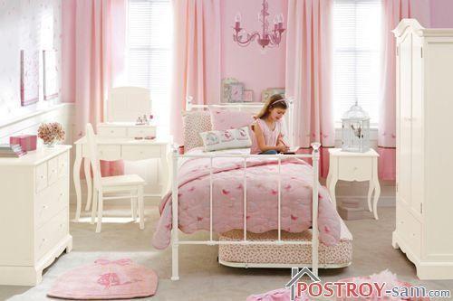 Аксессуары для девичьей комнаты