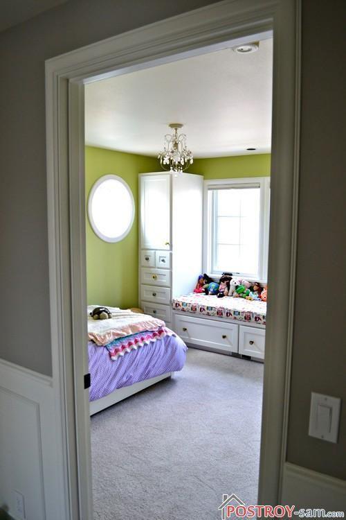 Комната трехлетней девочки