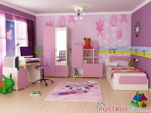 Выбор мебели и разделение на зоны