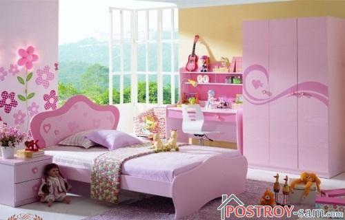 Чего не должно быть в детской спальне?