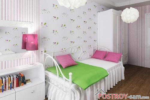 Детская комната просто и со вкусом