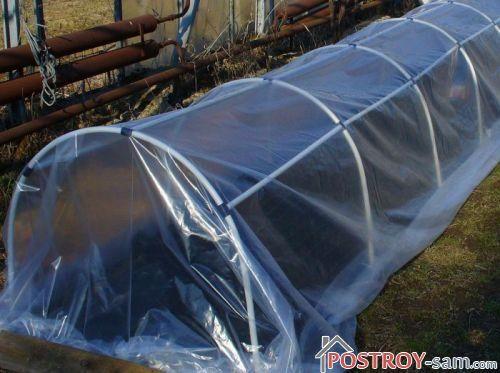Изготовление пластиковых дуг