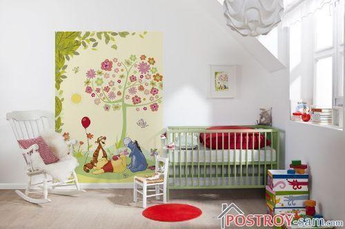 Фотообои для малышей