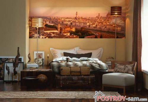 Фотообои с изображением города