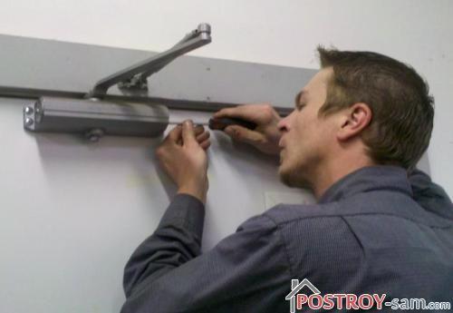 Как установить доводчик на дверь? Назначение доводчика. Советы и рекомендации по монтажу