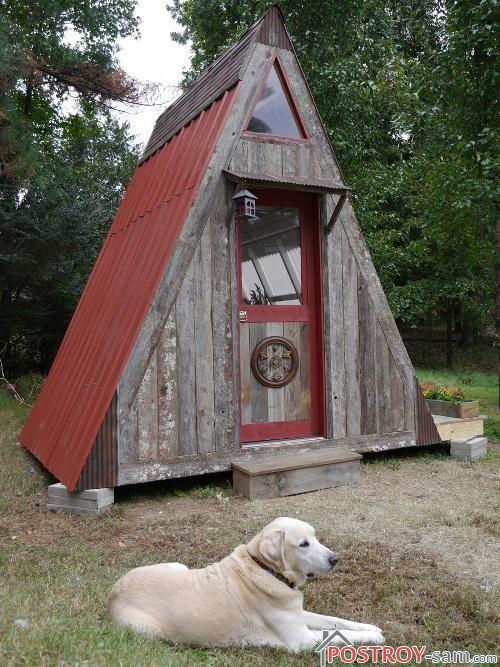 Дизайн маленьких дачных домиков