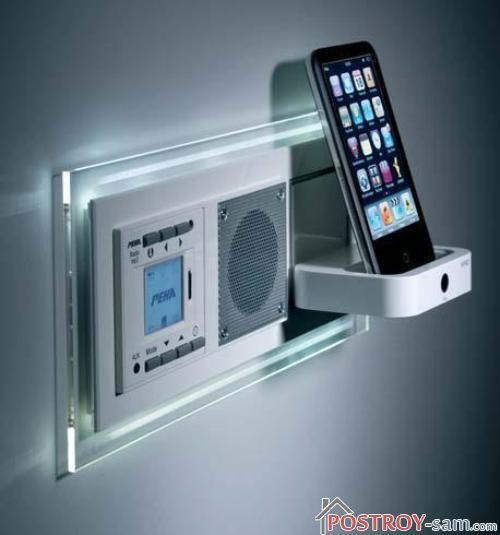Радио для ванной Peha