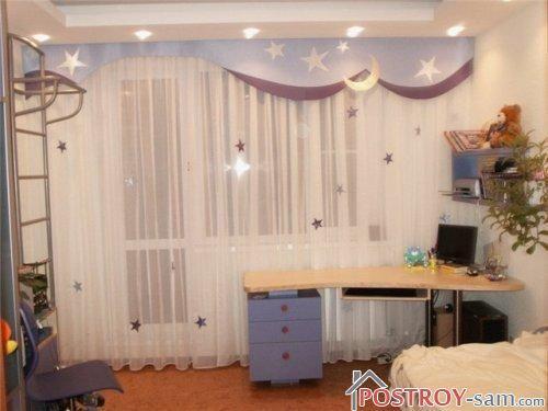 Ночные шторы фото