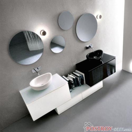 Какую выбрать форму зеркала?