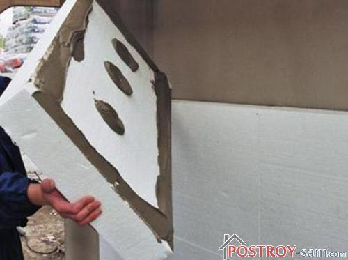 Делаем утепление стен пенопластом своими руками снаружи и изнутри