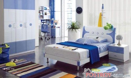 Оформление комнаты для мальчика 14 лет