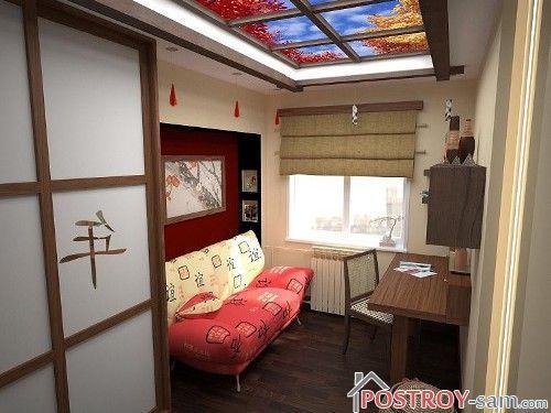 Фальш-окна для потолка