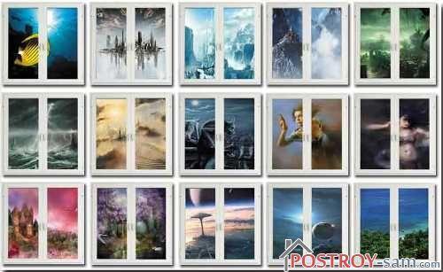 Как выбрать изображение для ложного окна