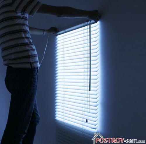 Фальш-окна и новые технологии