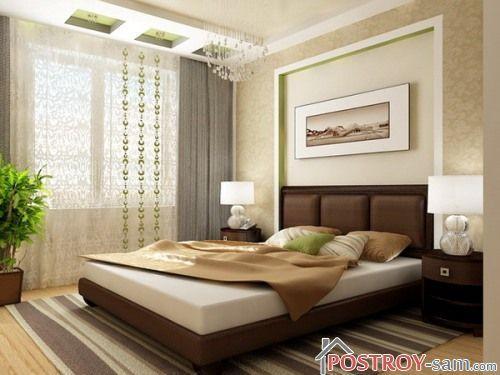 Как выбрать общую цветовую гамму спальни?