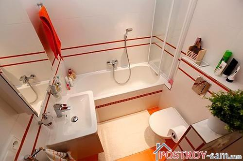 Ванна 5 м2