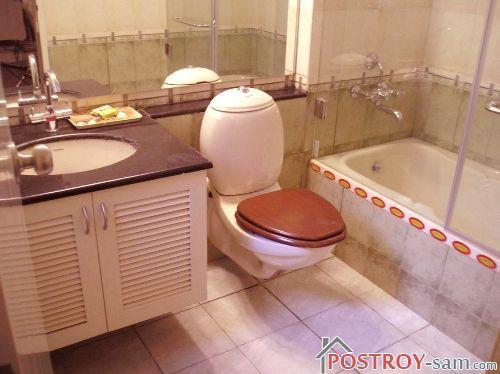 Правильный выбор сантехники для ванной