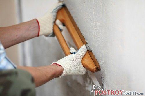Как заделать дыру в стене из кирпича, бетона и гипсокартона?