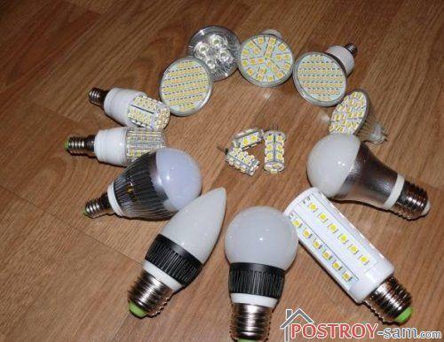 Вред от светодиодных ламп: миф или правда?