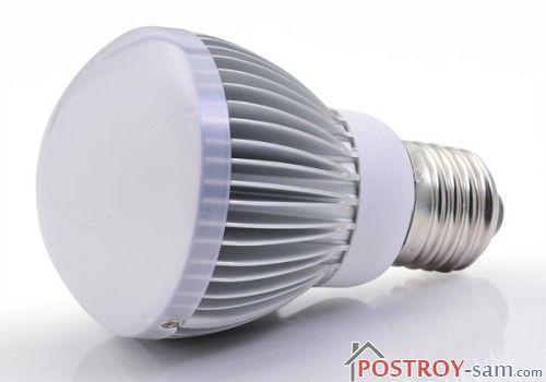 Вредны ли светодиодные лампы