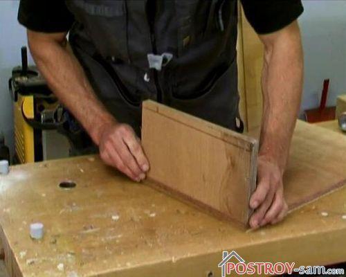 Как сделать каркас почтового ящика?