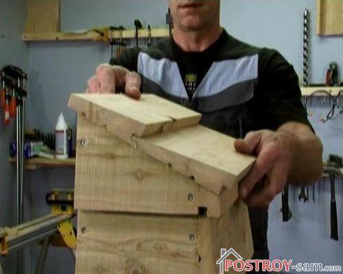 почтовый ящик своими руками - фото лучших решений создания ящика ... | 400x500