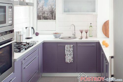 Светлые фиолетовые оттенки