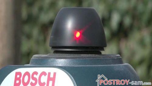 Как работать с лазерным нивелиром