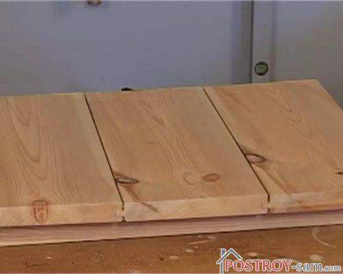 Как закрепить деревянный пол своими руками?