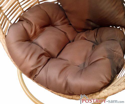 Удобное подвесное кресло