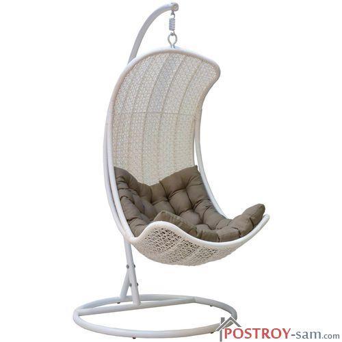 Стильное подвесное кресло