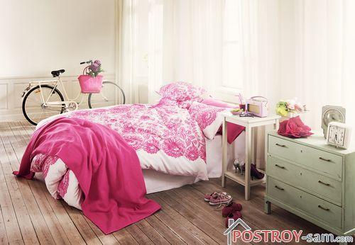 Спальня - стиль кантри