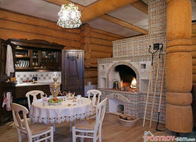 Деревенская кухня по-русски