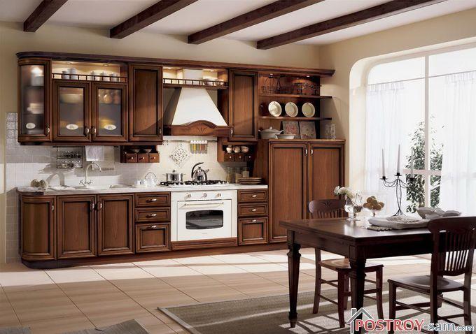 Функциональная кухня фото