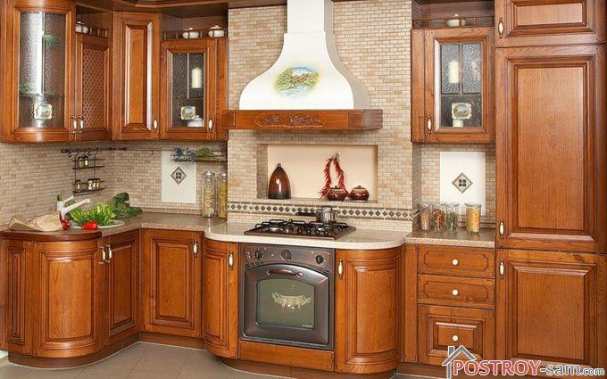 Дизайн классической кухни. Как оформить кухню? Фото