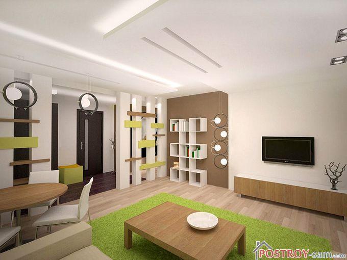 Экостиль - правила оформления комнат