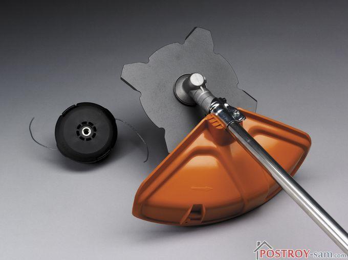 Основные характеристики бензинового триммера