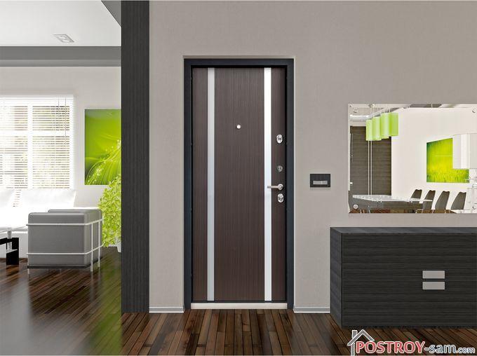 Как выбрать входную дверь?