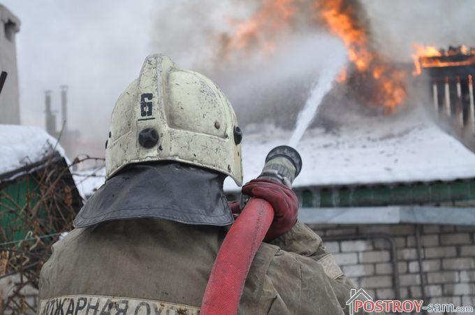 Пожаростойкость перекрытий