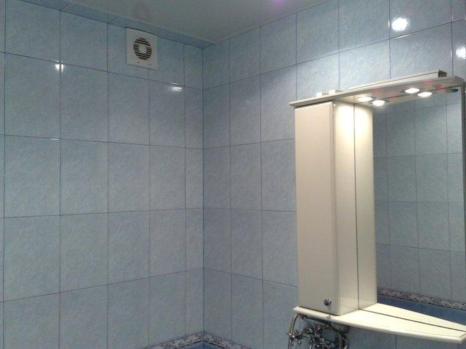 Как подключить вытяжку в ванной?