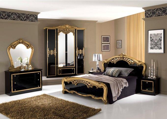 Красивый гарнитур для спальни