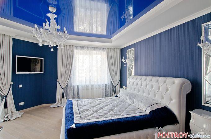 Люстра для спальной комнаты