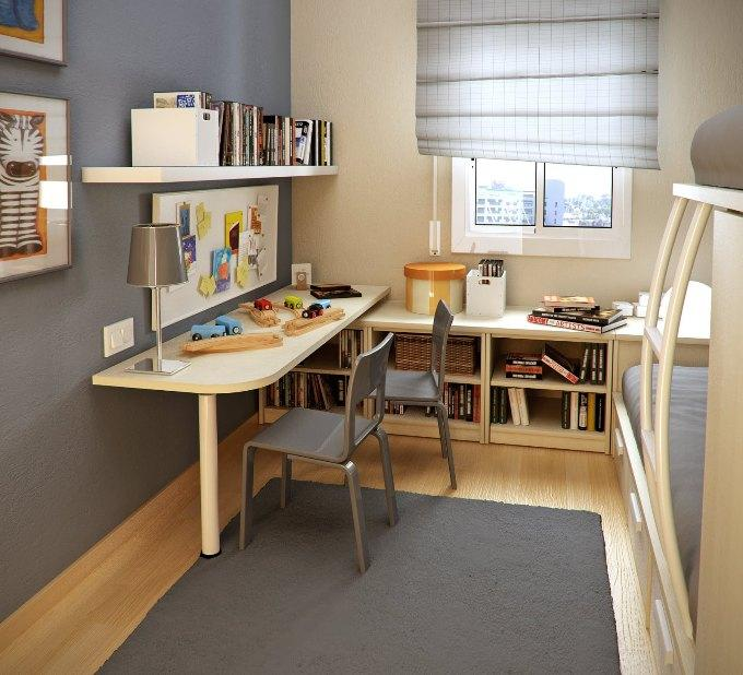 Дизайн комнаты для детей в хрущевке