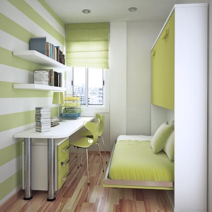 Как оформить детскую комнату в хрущевке