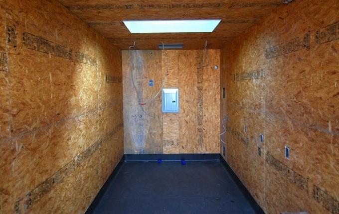 Внешняя и внутренняя отделка контейнерного дома