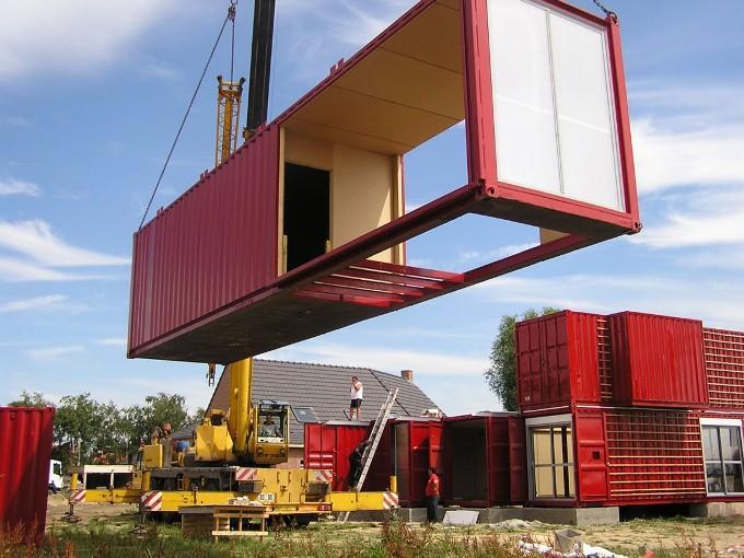Сколько стоит дом из контейнера