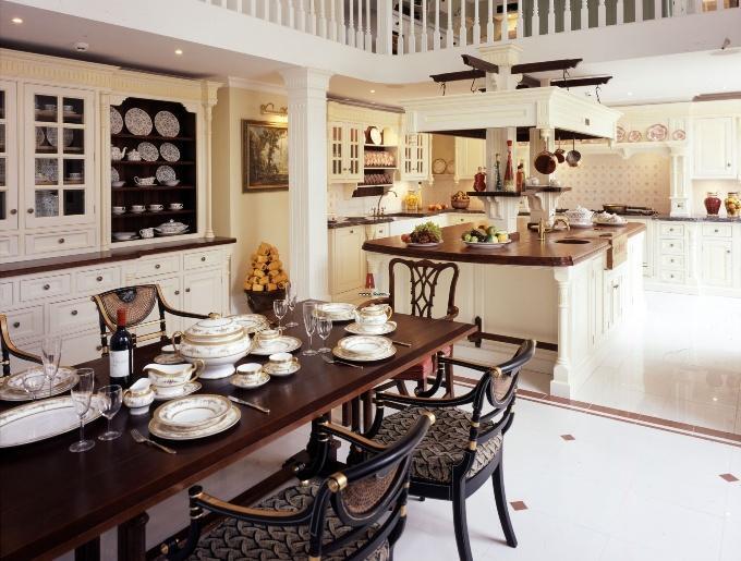 Посуда для английской кухни