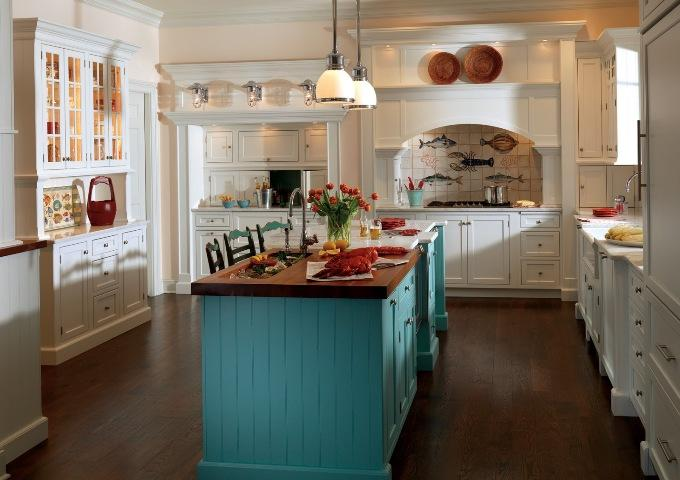 Декоративные элементы для украшения английской кухни
