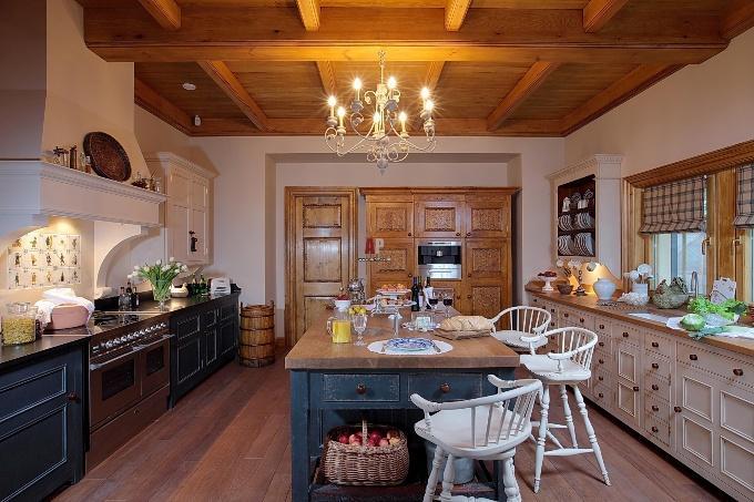 Мебель для английской кухни