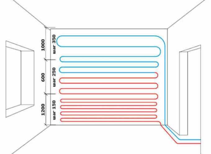 Как уменьшить теплопотери через теплую стену